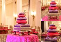 Bollywood Cushion Wedding Cake | Sweet Hollywood – bollywood wedding cake