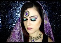 BOLLYWOOD DIVA – INDIAN / ARABIC INSPIRED MAKEUP TUTORIAL ..