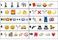 Bollywood: Emoji quiz time! Can you guess all these ..