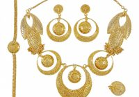 Bollywood Ethnic Bridal Necklace Earrings – bollywood bridal necklace