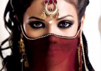 Bollywood Eye Makeup – simple bollywood makeup