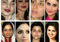 Bollywood Female Celebrities Without Makeup – Mugeek ..