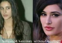 Bollywood heroines with or without makeup – YouTube – bollywood heroines without makeup video