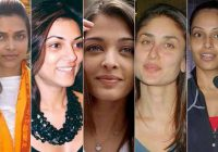 Bollywood Heroines Without Makeup photos.