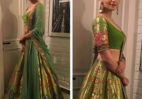 Bollywood Inspired Designer Saree Blouse Patterns – Story ..