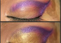 Bollywood Inspired Eye Makeup – Step By Step Tutorial With ..