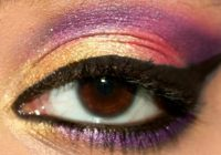 Bollywood Inspired Eye Makeup Tutorial – Mugeek Vidalondon – bollywood themed makeup