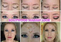 BOLLYWOOD INSPIRED MAKEUP LOOK! – bollywood eye makeup tutorial