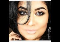 Bollywood Inspired, Quick & Simple Smokey Eyes- No liner ..