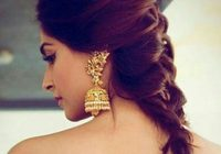 Bollywood Inspired Wedding Hairstyles | BBLUNT – bollywood wedding hairstyle