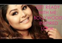 Bollywood Makeup Tutorial – YouTube – bollywood makeup tutorial