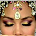 Bollywood Makeup – YouTube – how to apply bollywood makeup