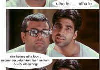 Bollywood Movie Quotes Funny