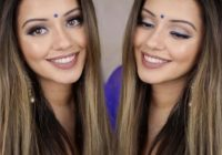 Bollywood party Makeup Tutorial – Eid party makeup Look ..