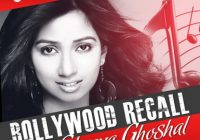Bollywood Recall-Shreya Ghoshal 2014 Shreya Ghoshal Hindi ..