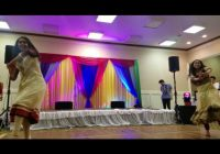 Bollywood Sangeet Bride Surprise Performance April 2017 ..