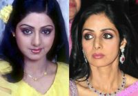 Bollywood Stars Before and After Cosmetic Surgery | DESIblitz – bollywood actress doing makeup