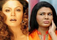 Bollywood Stars Before and After Cosmetic Surgery | DESIblitz – full body makeup in bollywood