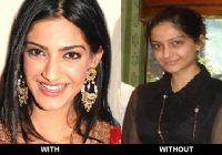 BOLLYWOOD Stars WITHOUT Make-Up – bollywood stars makeup