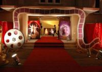 Bollywood Style Entrance | Sangeet Night Decor/Themes ..