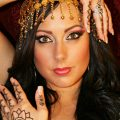 Bollywood Style Makeup | The thread, Gypsy look and Eyebrows – bollywood style makeup