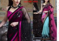 Bollywood style saree designs [REPLICA SAREE] 2017 ..