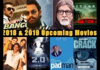 Bollywood Upcoming Movie of 2018  – upcoming tollywood movies 2019