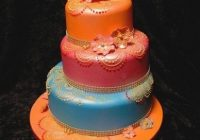 Bollywood Wedding Cake · How To Bake A Tiered Cake ..
