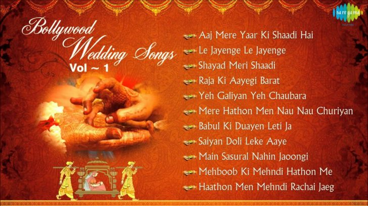 Permalink to Famous Bollywood Wedding Songs