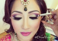 Bollywood wedding, Wedding makeup and Bollywood on Pinterest – bollywood wedding make up