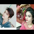 Boy To Girl || makeup transformation – YouTube – boy to girl transformation bollywood makeup