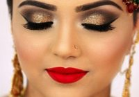 Bridal Eye Makeup Indian | Eye makeup – indian bridal eye makeup