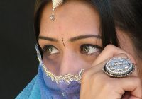 Bridal Ghunghat Picture to Pin on Pinterest – ThePinsta – indian bridal ghunghat