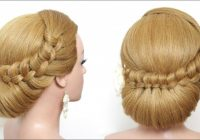 Bridal Hairstyles Step By Images – HairStyles – indian bridal hairstyle step by step