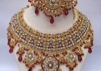 Bridal Kundan Jewellery Designs ~ Bridal Wears – indian bollywood bridal jewellery set