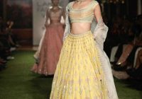 Bridal Lehengas From Lakmé Fashion Week 2018 That Are Just ..