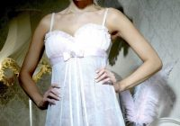 BRIDAL LINGERIE – SEXY NEW WHITE LACE BABY DOLL NIGHTDRESS ..