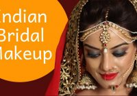 Bridal Makeup – Contemporary Indian Bridal Look – YouTube – indian bridal look