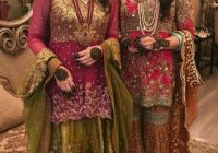 bridal mehndi dresses designs | Wedding ️ in 2018 ..