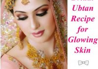 Bridal Ubtan Recipe for Glowing Skin – indian bridal ubtan