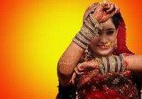 Bridal wedding make up of Indian girl | Beautiful hd wallpaper – indian bridal games for girl