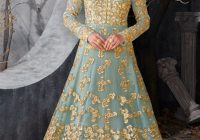 Bridal Wedding Wear Anarkali Heavy Work Dresses Collection ..