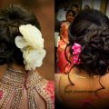 Bun Hairstyle For Indian Wedding – HairStyles – indian bridal bun hairstyles