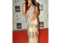 Buy Bollywood Priyanka Chopra Golden Saree Online ..