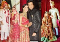 Celebrity Bridal Looks: 20 Bollywood Brides Donned in ..