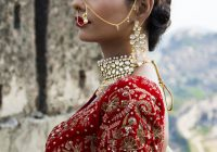 Classic North Indian Bridal Look – indian bridal look