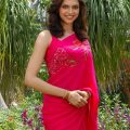 Deepika Padukune In Pink Saree Bollywood Actress Wallpapers – bollywood saree wallpaper