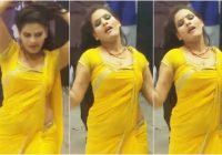 Desi Indian Girl Solo Dance Performance On Bollywood Song ..