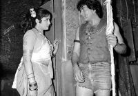 Dharmendra and Hema Malini Indian film stars actor and ..