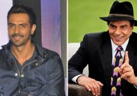 Dharmendra most handsome actor in Bollywood: Arjun Rampal ..